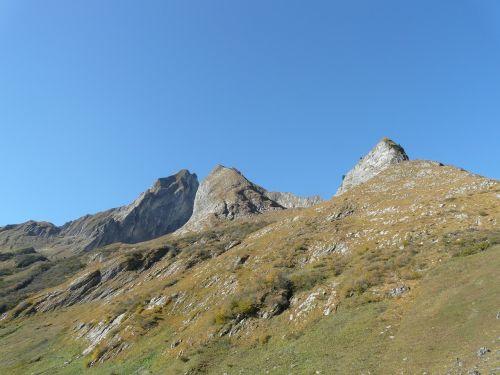 höfats mountains summit