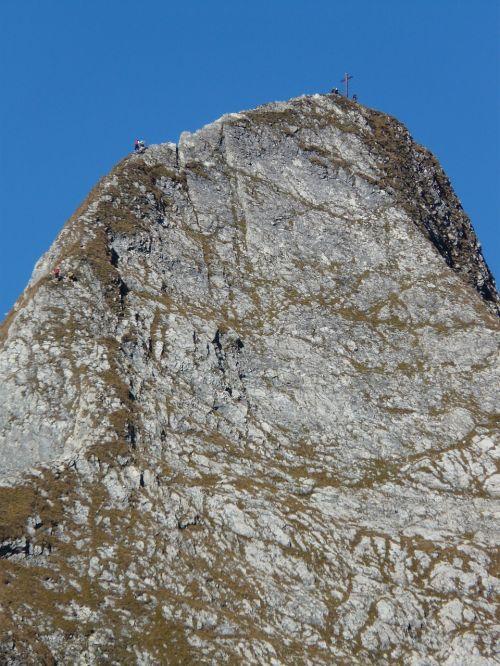 höfats east summit summit cross