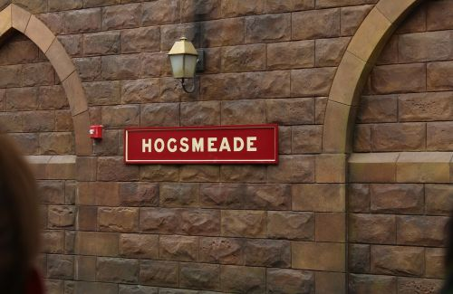 hogsmeade train station universal studios