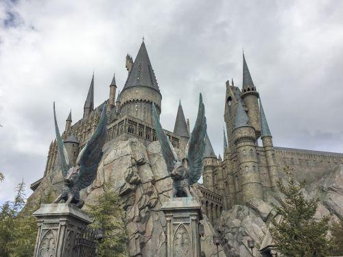 hogwarts castle hogwarts castle