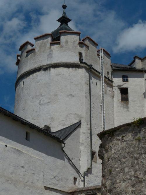 hohensalzburg fortress castle fortress