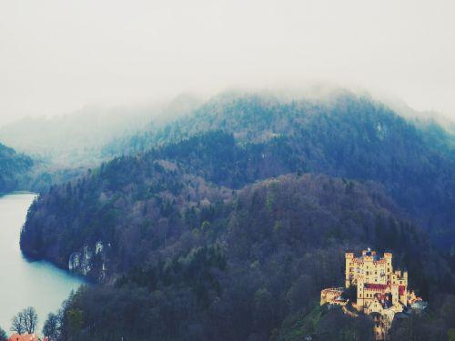 hohenschwangau castle bavaria