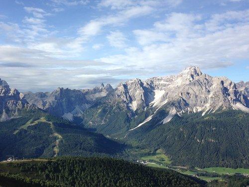 höhenweg  mountains  hiking