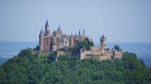 hohenzollern castle hohenzollern castle