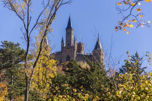 hohenzollern hohenzollern castle castle
