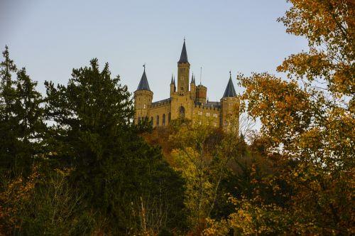 hohenzollern castle castle swabian alb