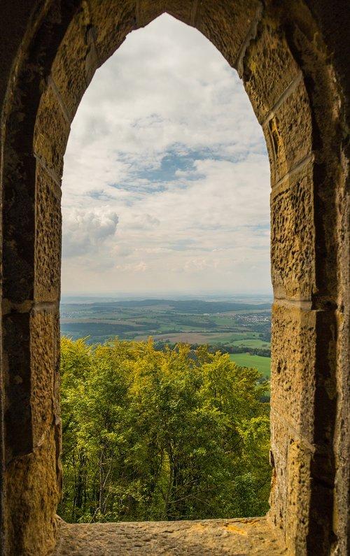 hohenzollern castle  swabian alb  hechingen