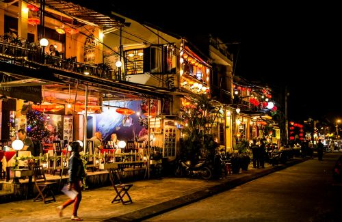 hoi an vietnam heritage