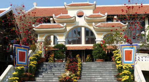 hoian old town vietnam