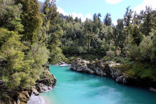 hokitika hokitika river river