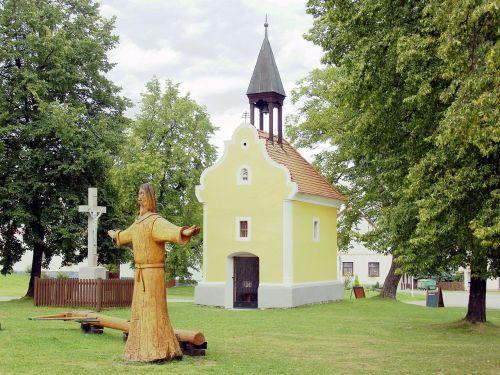 holašovice peasant baroque village