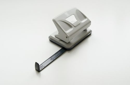 hole puncher two-hole hole punch office