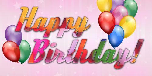 holiday happy birthday happy