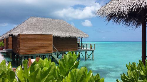 holiday maldives villa