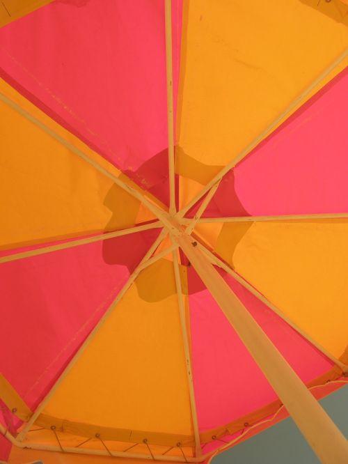 holiday parasol sun