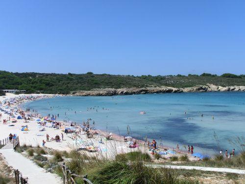 holiday menorca booked