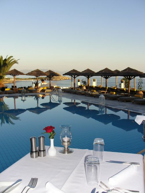 holiday romantic hotel