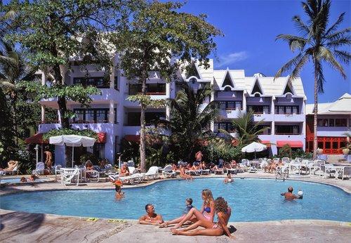 holiday  pool  vacation