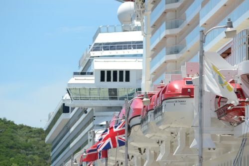 holiday ship dock destination