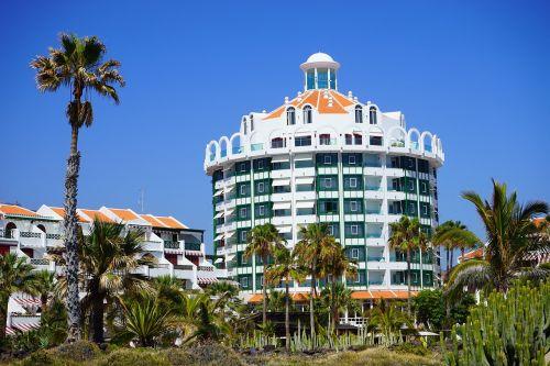 holiday complex hotel parque santiago iv