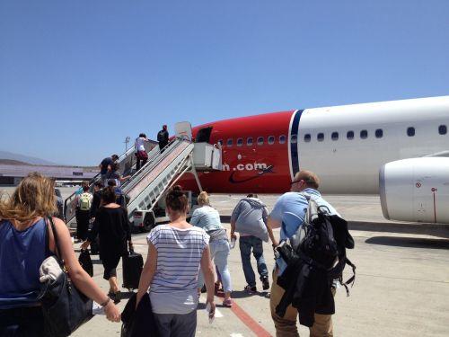 passengers passenger aircraft airliner