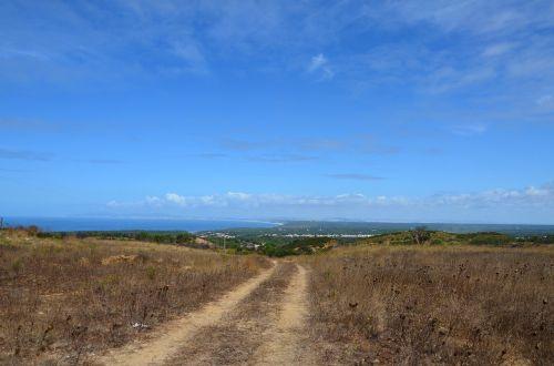 holiday tourism view coast