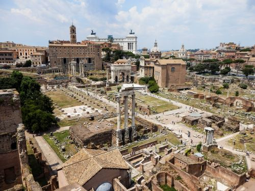 holidays ancient rome rome
