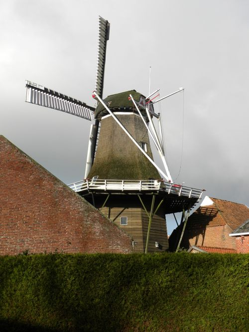 holland mill netherlands