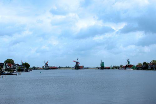 holland amsterdam mills