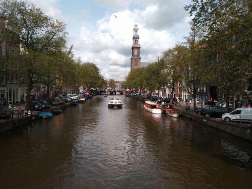 holland amsterdam channels