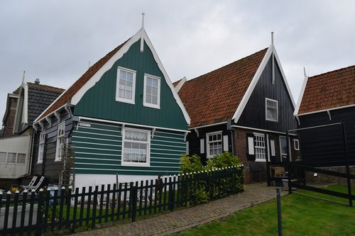 holland  the netherlands  house