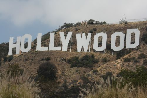 hollywood hollywood sign los angeles