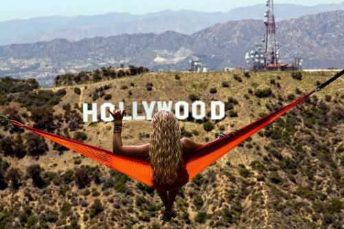 hollywood girl hammock