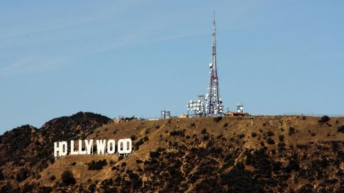 hollywood hollywood sign california
