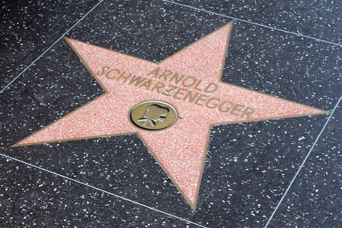 hollywood  los angeles  walk of fame