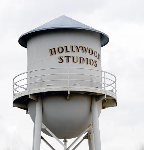 Hollywood Studios Water Tank