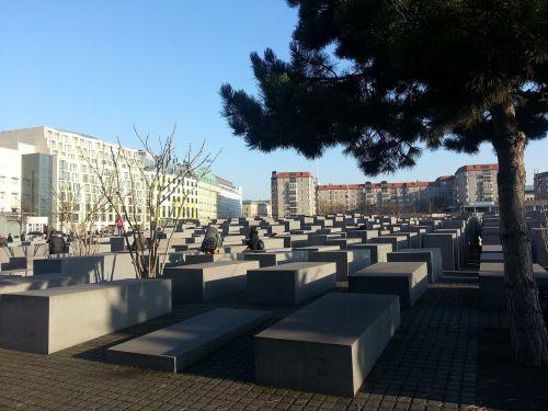 holocaust berlin capital