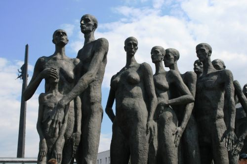 Holocaust Monument, Moscow