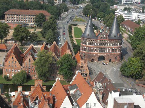 holsten gate lübeck hanseatic league