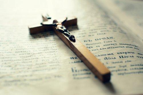 holy cross  bible  prayer