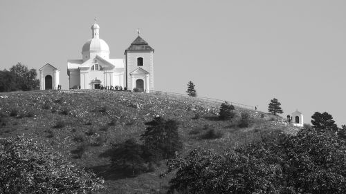 holy hill a place of pilgrimage church on the hill