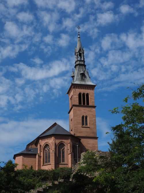 holy spirit church church laufenburg