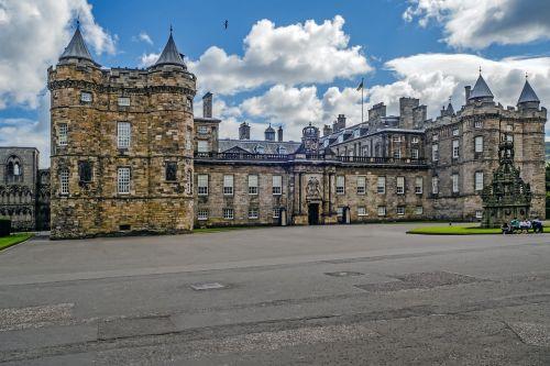 holyroodhouse holyrood palace residence