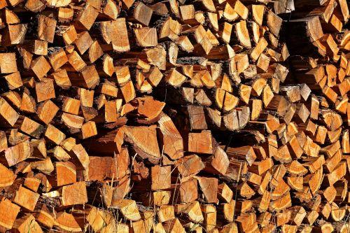 holzstapel firewood combs thread cutting