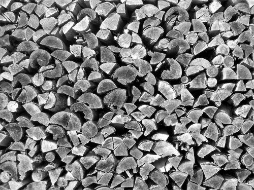 holzstapel pattern grain