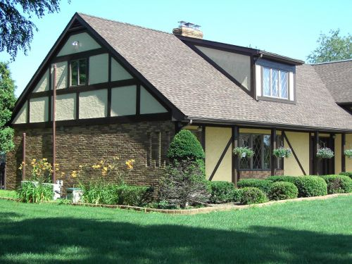 home villa building