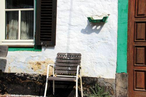 home old house facade