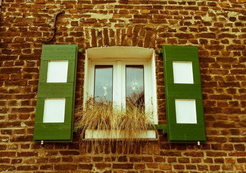 home window hauswand
