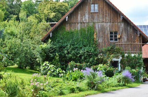 home farmhouse old house