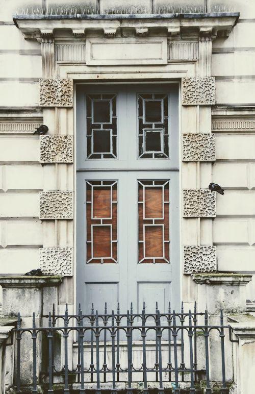 home house entrance entrance door